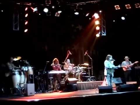 Drummer Steve Geller w/Bertie Higgins - KEY LARGO