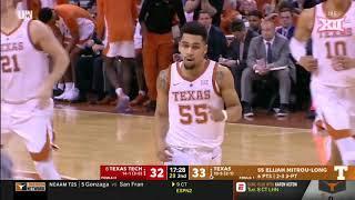 Texas Tech vs Texas Men
