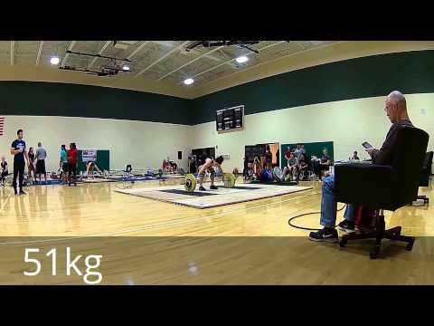 Lee Solomon (-58kg) @ Georgia Spring Classic - 2016