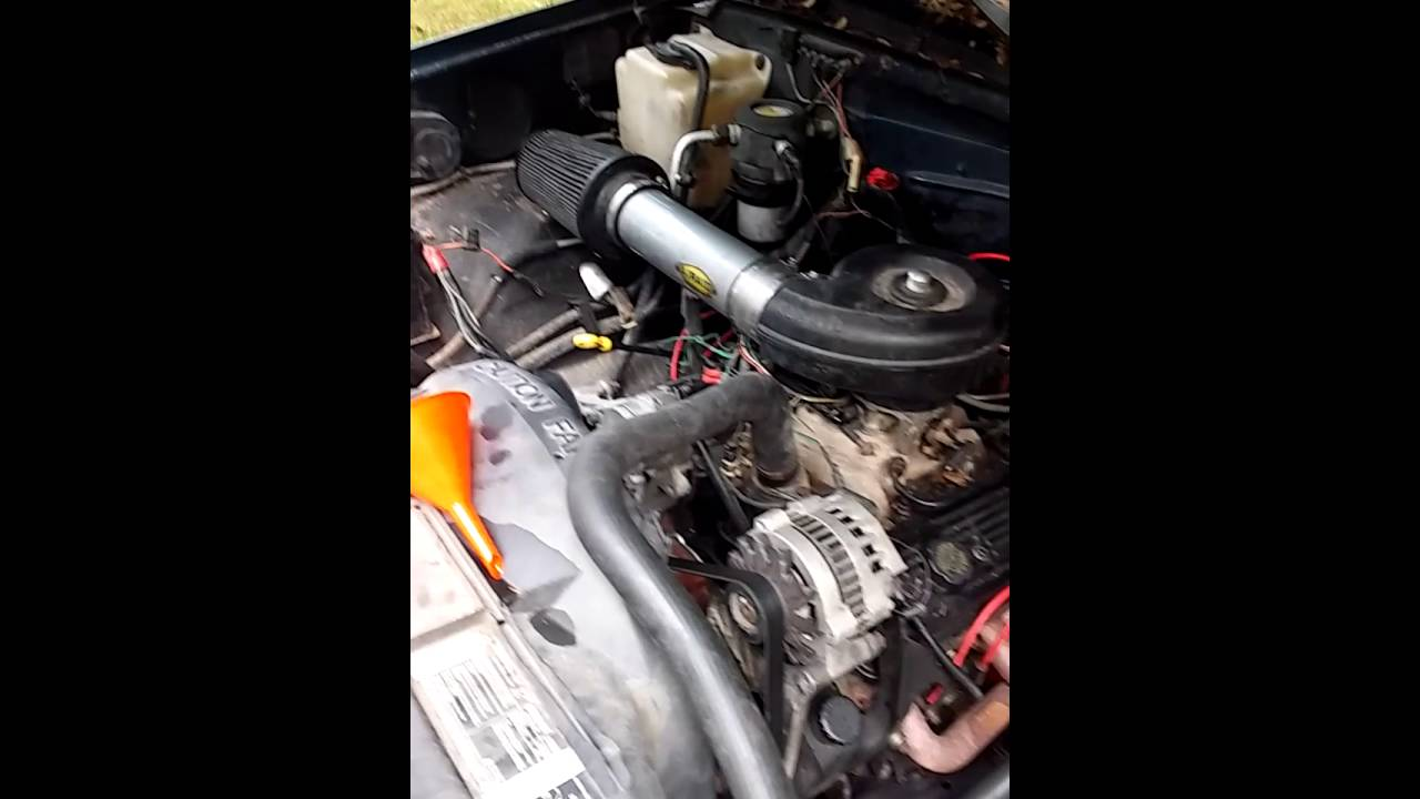 small resolution of 1994 chevy oil pressure sending unit went bad