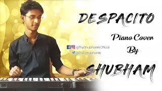 Despacito | Keyboard Instrumental | Shubham