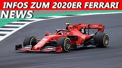 Infos zum 2020er Ferrari + Personal | F1 News | Maik's F1 Channel