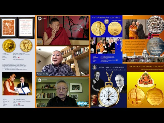 Awards and Honors to His Holiness The DalaiLama : Special Program