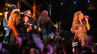 Amanda Brown: (You Make Me Feel Like) A Natural Woman - The Voice USA Season 3 03-12-2012 Top 6