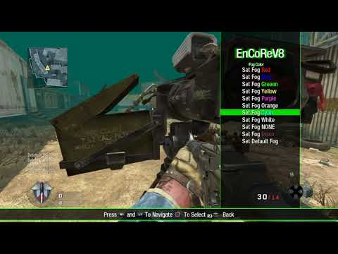 Best Bo1 GSC Mod Menu Encore v8 3 + Download w/ Free Injector (CEX +