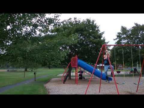 Bodyweight Training Weighted in the Park