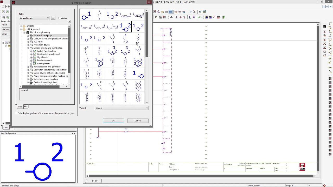 eplan electric p8 tutorial [ 1280 x 720 Pixel ]