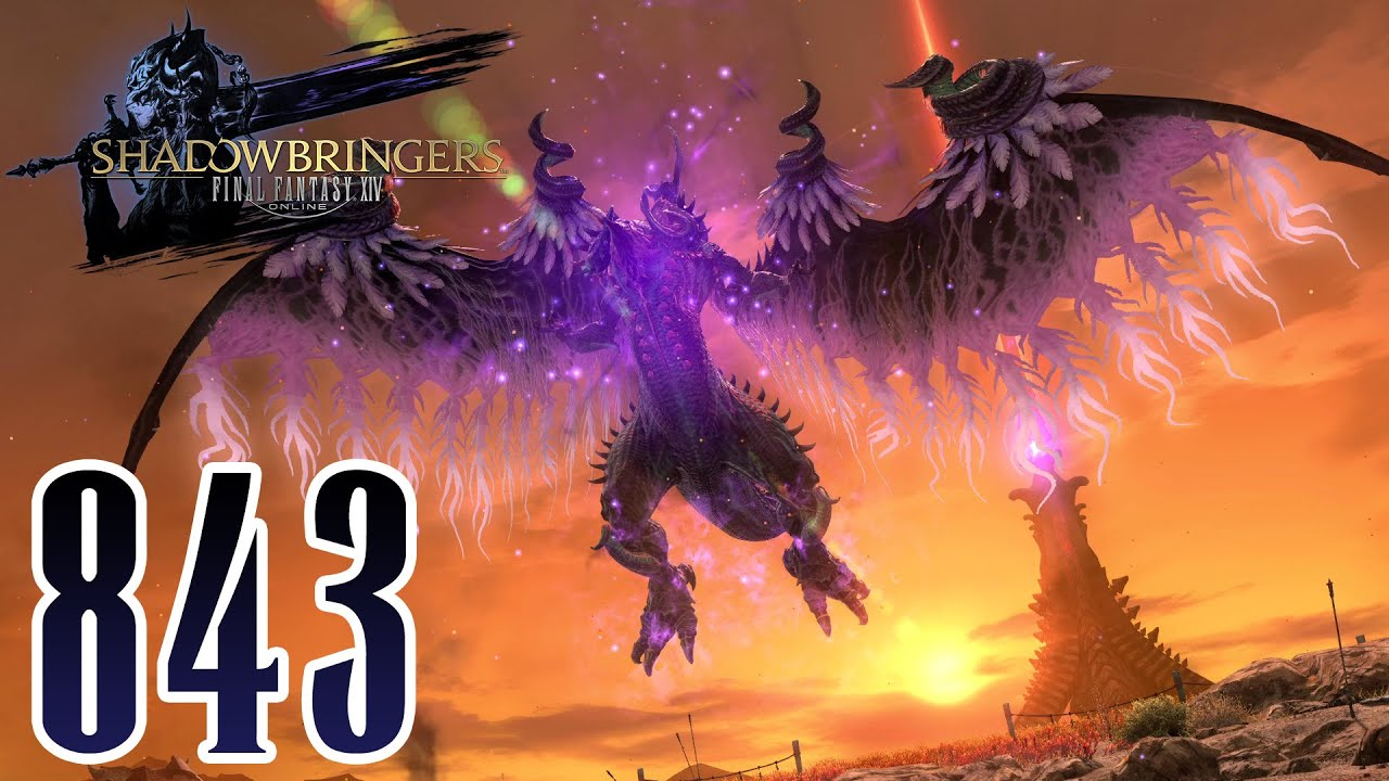 Final Fantasy 14 - SDBS [Deutsch] #910 - Love me Sabotender