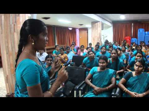 SEVAI Special teachers trained in special Education on Intellectually challenged