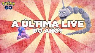 O Que teve em Pokémon GO Em 2019, Ainda Vale Jogar? - Live