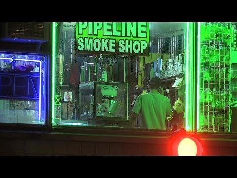 Robbery suspect pepper sprays Honolulu store worker