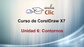 Curso de CorelDraw X7. 6. Contornos