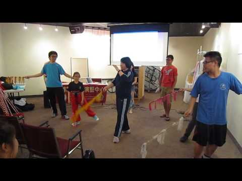 DiSCOVER Chinese Opera Workshop 4 - Riding a Horse