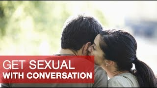 HOW TO CREATE SEXUAL TENSION | Conversation Skill for Sex & No More Friendzone | w/Steve Mayeda