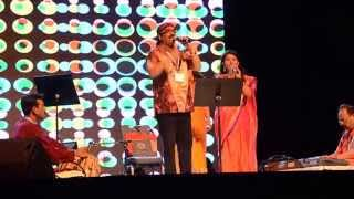 Baarisu Kannada Dindimava - Kikkeri Krishnamurthy & team NAVIKA 2015