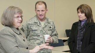 Holly Petraeus: A military force