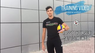 Volleyball - How to improve ball control 4