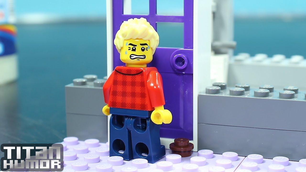 Lego Bathroom Fail