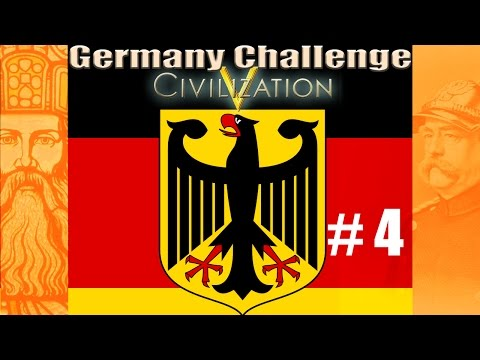 Civ 5: Germany NO CITY Challenge (Part Four)
