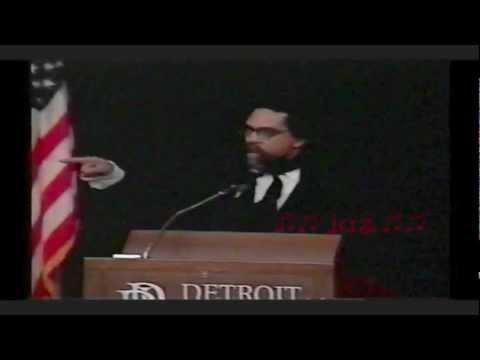 Professor Cornel West, Detroit [HD]