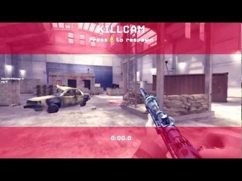 Call of Duty 4 Sniper Montage | Destr0yer | Mauritius