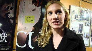 Bryerly Long's response to Amir Naderi's film CUT at Cinemart Shinj...