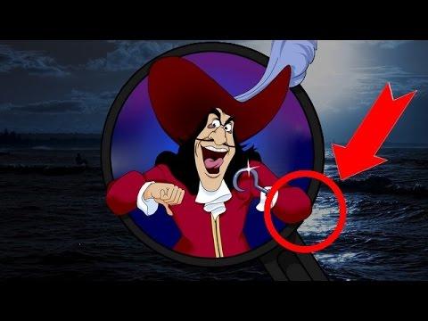 Secrets sur le capitaine crochet zoom 11 princesse mag - Peter pan et capitaine crochet ...