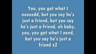 Your Favorite Martian - Just A Friend Lyrics