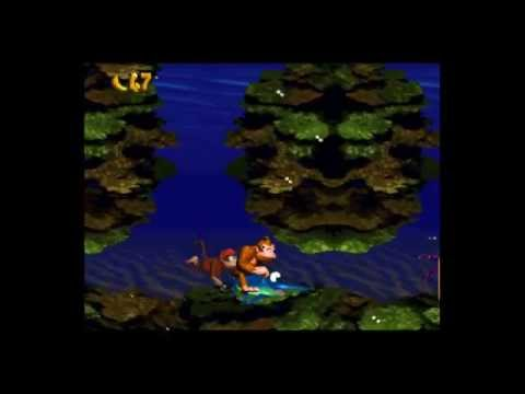Donkey Kong Country Co-Op - Quack In Action (1)