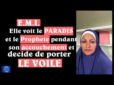 Experience de Mort Imminente: Elle voit le PARADIS et le prophete MOHAMMAD pendant son accouchment