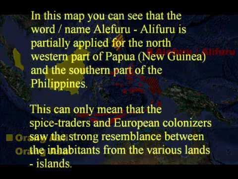 Homeland Hawaiki - Part 3 - Maluku - Minahasa