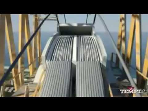 Strait of Messina Bridge   Part 1