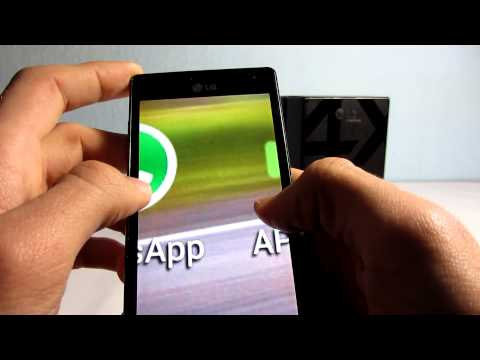 LG Optimus 4X HD bemutató videó | Tech2.hu