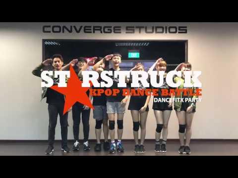 ||Starstruck K-Pop Dance Battle - Auditions|| - Double R Squad