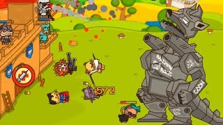 БОСС Железный лис! Флеш игра Ударный отряд котят 3 - ИГРА БОЕВЫЕ КОТЯТА ПОСЛЕДНЯЯ БИТВА #7