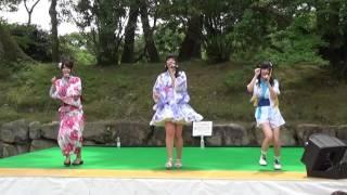 きみともキャンディ 2016.7.24 丸亀城納涼フェスタにて.