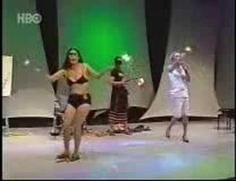 Jesusa Rodriguez - Liliana Felipe - Homenaje Zapatista
