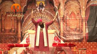 punjabi stage funny drama full hd babe ji main sant ban gaya in toronto pakistani funny drama