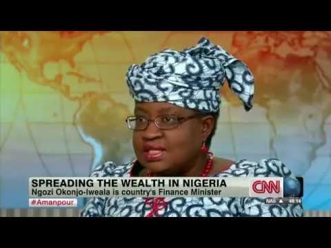 Ngozi Okonjo-Iweala on Nigeria