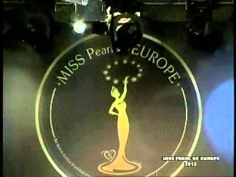 MISS Pearl of EUROPE 2012