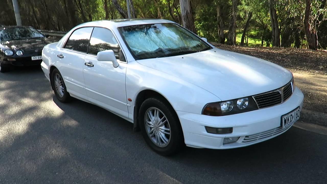 Mitsubishi verada 1999