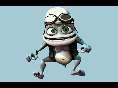 making crazy beats out of CRAZY FROG (Axel F)
