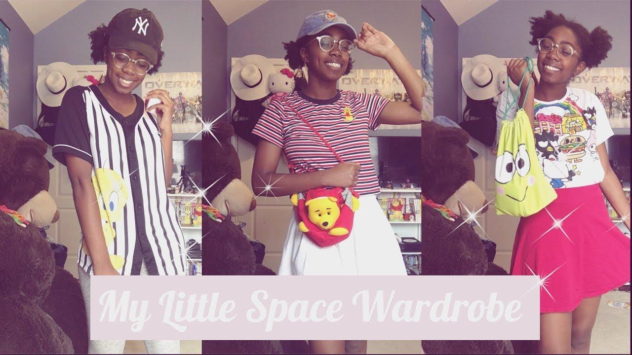 //🌸DDLG🌸// My Little Space Wardrobe!