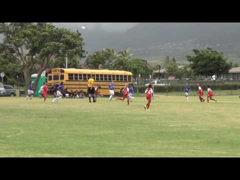 06 surf sc vs 06 maui united 2nd half maui cup semi final