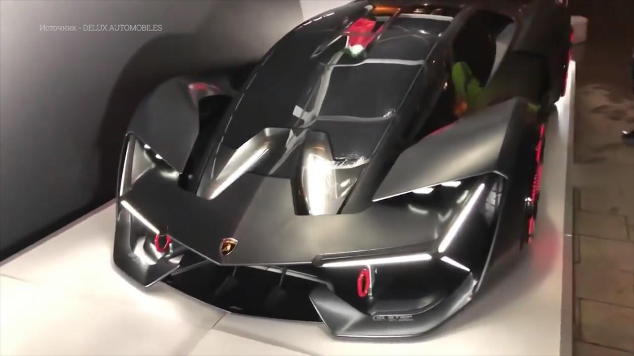 Avto 192 Lamborghini Terzo Millennio 02 01 08 11 17 Youtube