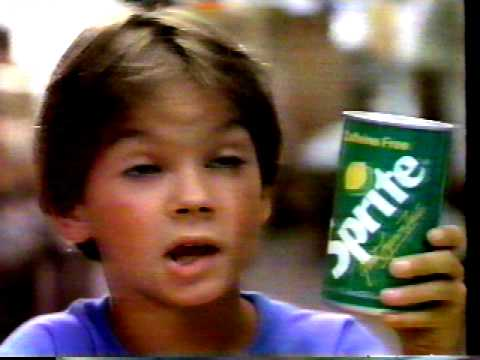 1986 vintage sprite commercial