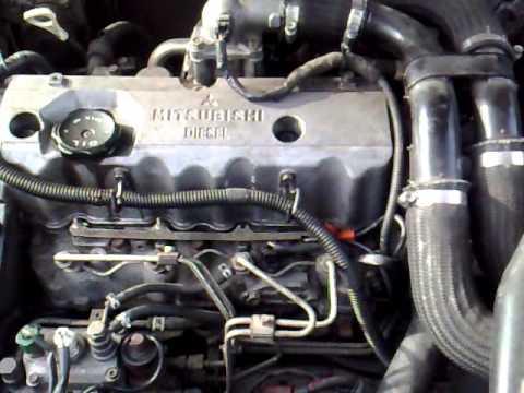 двигатель митсубиси галант 1.8 ди