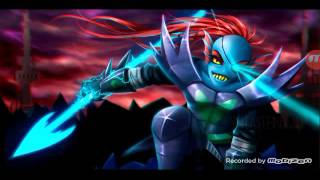 [UDERTALE]THE UNDYING THEME(UNDYNE) battle against a ture Hero//MARKLAND CH