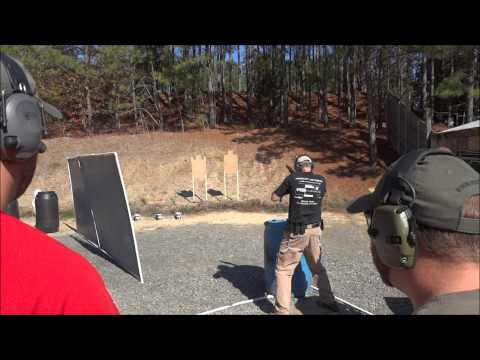 USPSA Pistol Sir Walter gun club