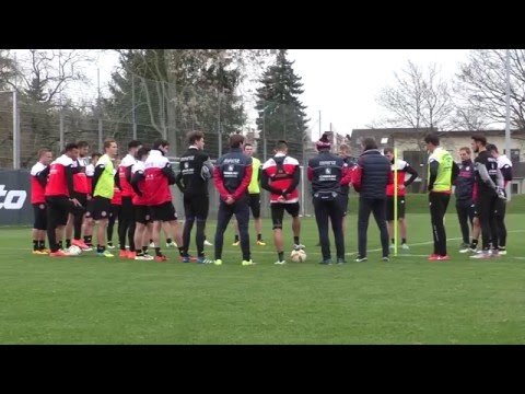 Mainz 05 Training 31.3.2016